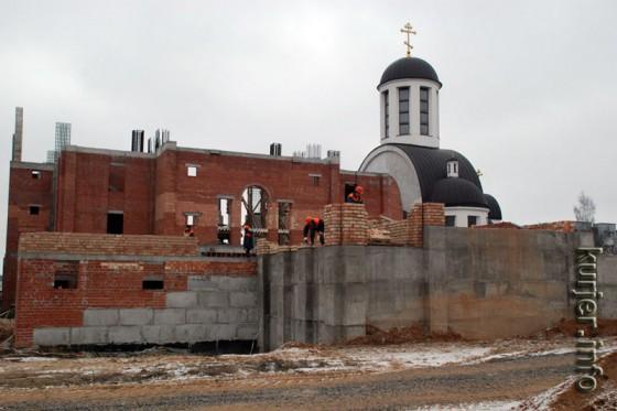 Sobor 18.01.2012 560x373 Строительство собора возобновилось